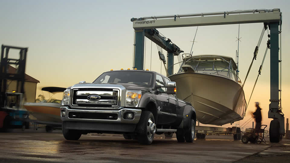 Ford F250 Towing Capacity >> 2015 Ford Super Duty towing capacity